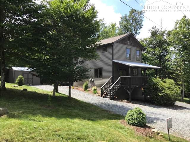233 Birchwood Lane, Beech Mountain, NC 28604 (MLS #214582) :: RE/MAX Impact Realty