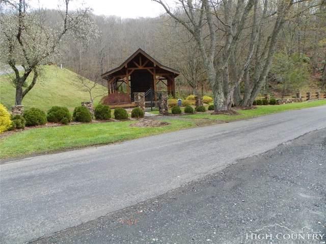 TBD Pinnacle Ridge Rd Road, Todd, NC 28684 (MLS #214586) :: RE/MAX Impact Realty