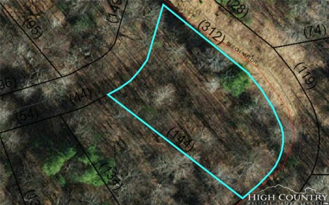 TBD Beechnut Drive, West Jefferson, NC 28694 (MLS #214627) :: RE/MAX Impact Realty