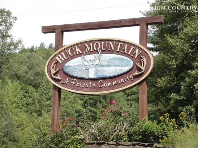 Lot 20 Buck Mountain Road, Purlear, NC 28697 (MLS #214646) :: RE/MAX Impact Realty