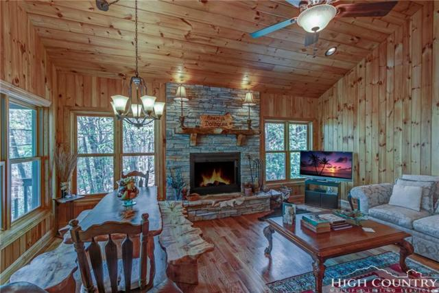 508 St. Andrews Road, Beech Mountain, NC 28604 (MLS #214670) :: RE/MAX Impact Realty