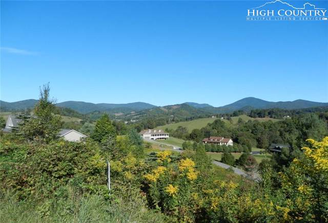 tbd Charity Drive, Boone, NC 28607 (MLS #214678) :: RE/MAX Impact Realty