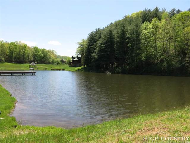 Lot 20 Canawhay Drive, Jefferson, NC 28640 (MLS #214707) :: RE/MAX Impact Realty