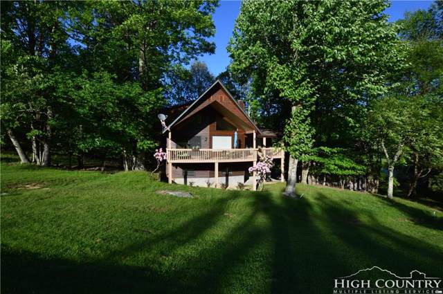415 St Andrews Road, Beech Mountain, NC 28604 (MLS #214708) :: RE/MAX Impact Realty