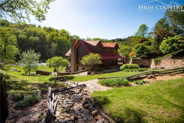 347 Hidden Mountain Lane, Crumpler, NC 28617 (MLS #214716) :: RE/MAX Impact Realty