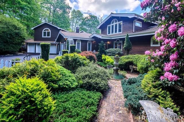 150 Hunter Drive, Boone, NC 28607 (MLS #214788) :: RE/MAX Impact Realty