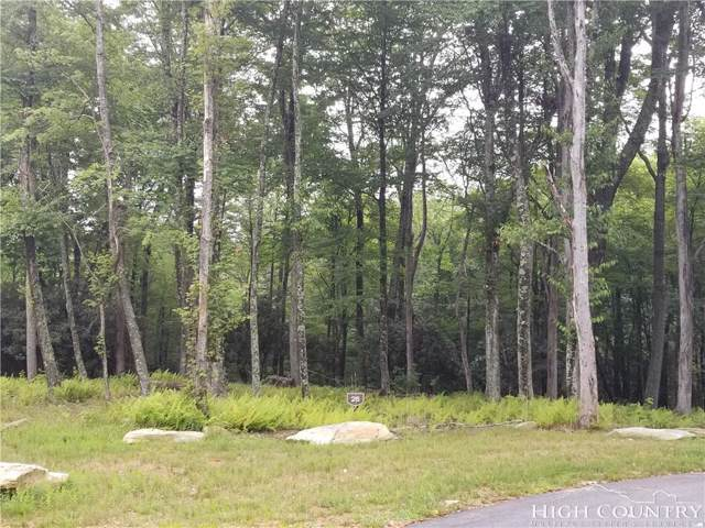 Lot 26 Twin Branches Road, Blowing Rock, NC 28605 (MLS #214817) :: RE/MAX Impact Realty