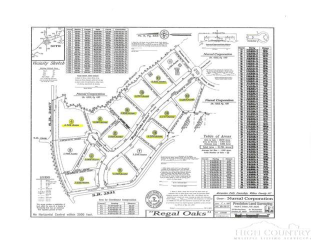 00 Regal Oaks Drive, Wilkesboro, NC 28697 (MLS #214841) :: RE/MAX Impact Realty