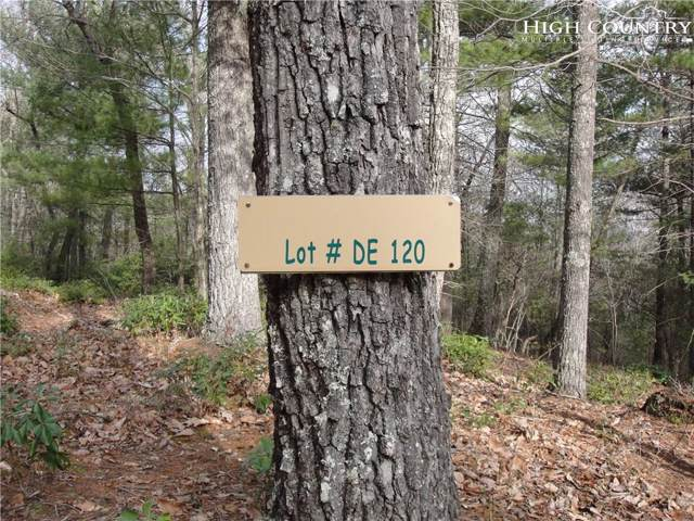 Lot 120 Rich Pine Drive, Purlear, NC 28665 (MLS #214877) :: RE/MAX Impact Realty