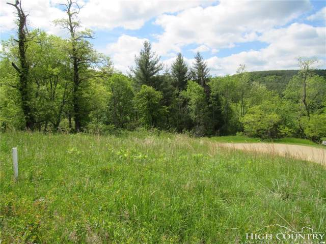 Lot 6 Buck Trail Lane, Piney Creek, NC 28663 (MLS #214882) :: RE/MAX Impact Realty