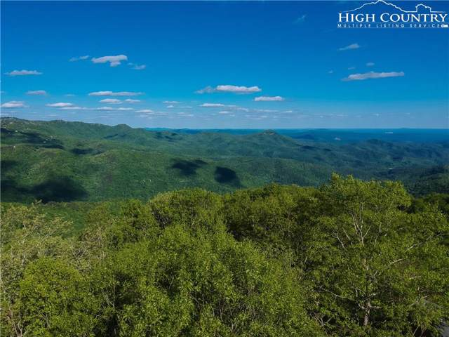TBD Knob Road, Blowing Rock, NC 28605 (MLS #214905) :: RE/MAX Impact Realty