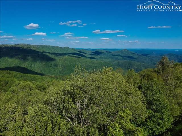 TBD Knob Road, Blowing Rock, NC 28605 (MLS #214908) :: RE/MAX Impact Realty