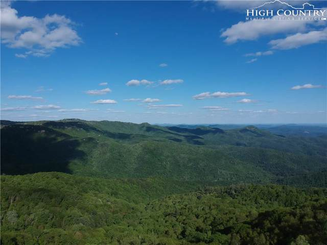 TBD Knob Road, Blowing Rock, NC 28605 (MLS #214911) :: RE/MAX Impact Realty