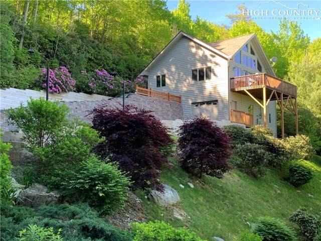 640 Puddingstone Parkway, Banner Elk, NC 28604 (MLS #214969) :: RE/MAX Impact Realty