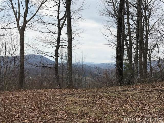 tbd Cottontail Trail, West Jefferson, NC 28694 (MLS #214999) :: RE/MAX Impact Realty