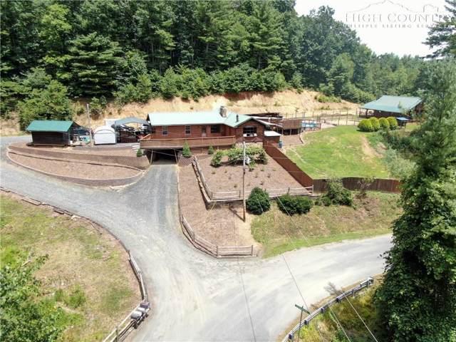 102 Hummingbird Lane, Fleetwood, NC 28626 (MLS #215046) :: RE/MAX Impact Realty