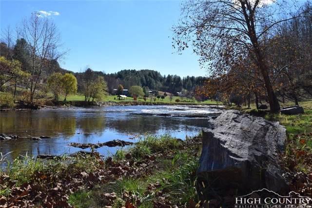 Lot 14 Whispering River Drive, Crumpler, NC 28617 (MLS #215252) :: RE/MAX Impact Realty