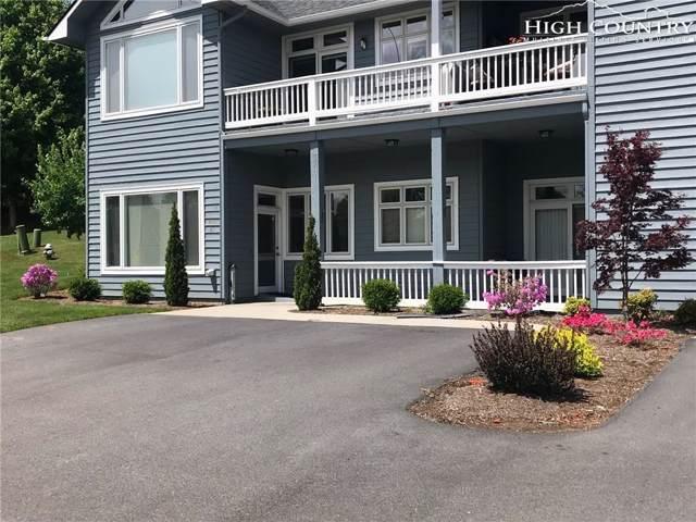 495 W Landing Drive A1, Jefferson, NC 28640 (MLS #215273) :: RE/MAX Impact Realty