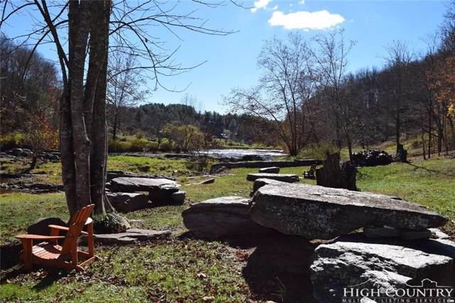Lot 24 Whispering River Drive, Crumpler, NC 28617 (MLS #215431) :: RE/MAX Impact Realty