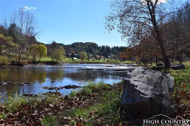 Lot 3 Whispering River Drive, Crumpler, NC 28617 (MLS #215445) :: RE/MAX Impact Realty