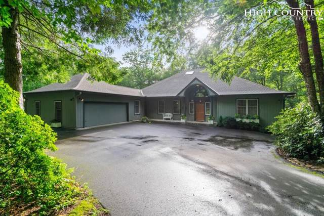 249 Grassy Creek Road, Linville, NC 28646 (MLS #215576) :: RE/MAX Impact Realty
