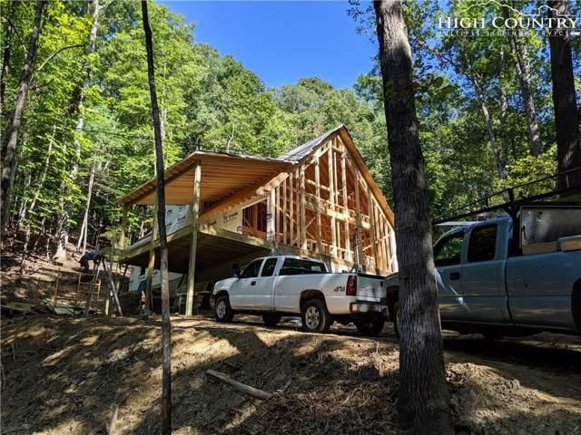 Lot 17 Trout Lake Road, Deep Gap, NC 28618 (MLS #215626) :: RE/MAX Impact Realty