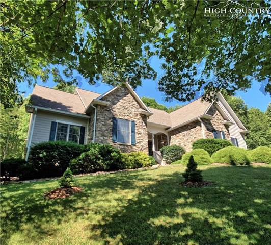 213 White Tail Trail, West Jefferson, NC 28694 (MLS #215638) :: RE/MAX Impact Realty