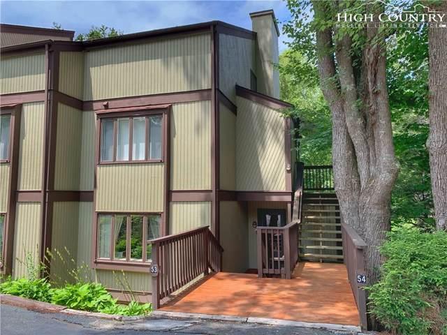 300 Glenwood Lane O-53, Sugar Mountain, NC 28604 (MLS #215661) :: RE/MAX Impact Realty
