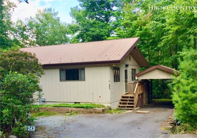 243 Black Pine Road, Linville, NC 28657 (MLS #215736) :: RE/MAX Impact Realty