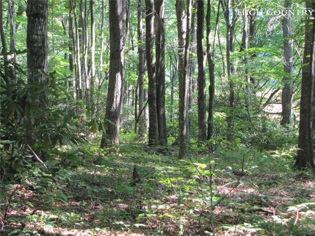 Lot 38 Beau Drive, West Jefferson, NC 28694 (MLS #215742) :: RE/MAX Impact Realty