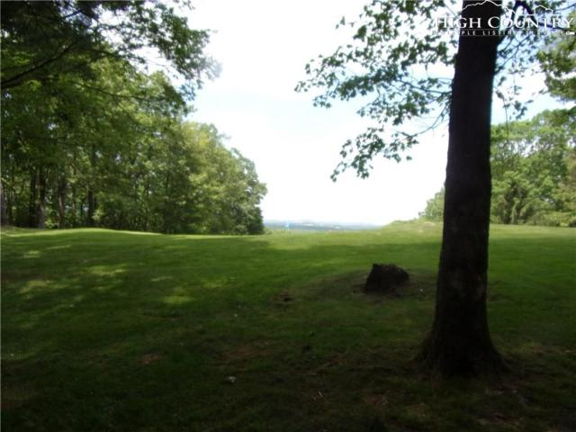 TBD Lot # 195A Troon Avenue, Roaring Gap, NC 28668 (MLS #215746) :: RE/MAX Impact Realty