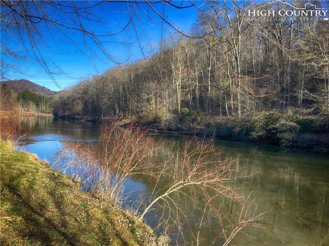 Lot 39 Rustic Road, West Jefferson, NC 28694 (MLS #215890) :: RE/MAX Impact Realty