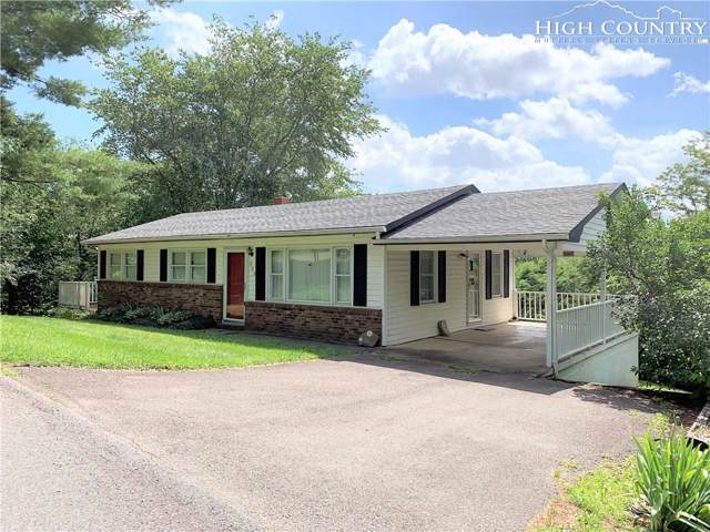502 Greenbriar Drive, West Jefferson, NC 28694 (MLS #215901) :: RE/MAX Impact Realty