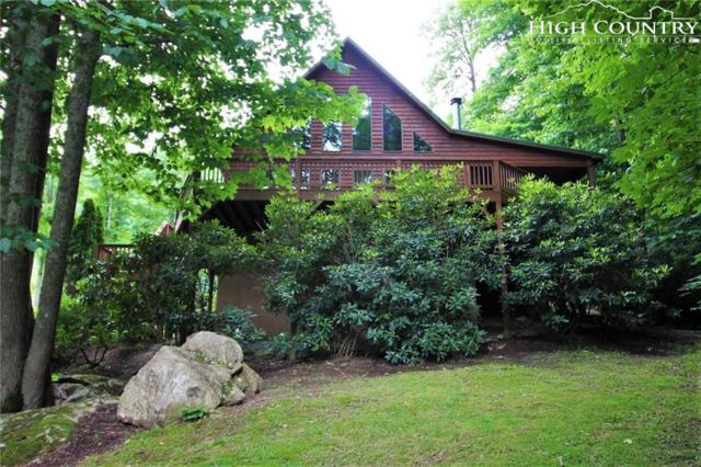 64 Billy Goat Bluff, Elk Park, NC 28622 (MLS #215931) :: RE/MAX Impact Realty