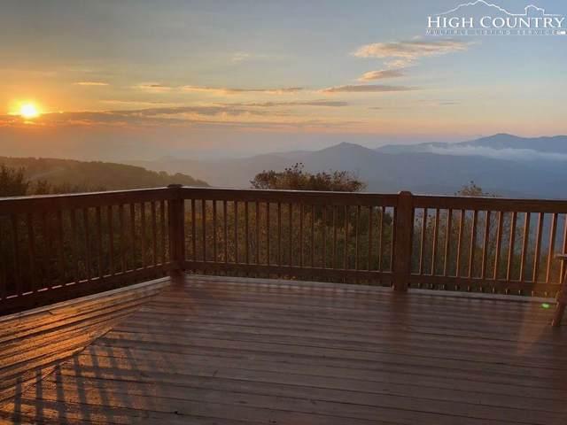 123 Skiloft Road, Beech Mountain, NC 28604 (MLS #215941) :: RE/MAX Impact Realty