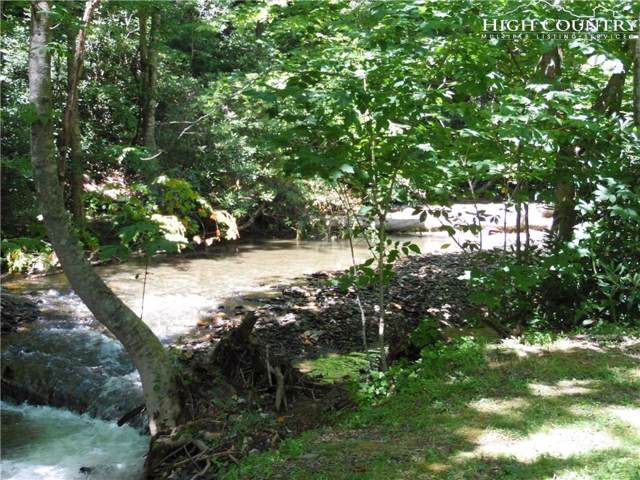 TBD West Buffalo Rd, West Jefferson, NC 28694 (MLS #215983) :: RE/MAX Impact Realty