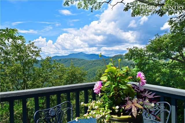 861 Wonderland Trail, Blowing Rock, NC 28605 (MLS #216021) :: RE/MAX Impact Realty