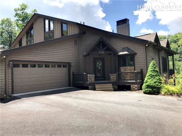 81 B Fawn Trail, Linville, NC 28646 (MLS #216110) :: RE/MAX Impact Realty