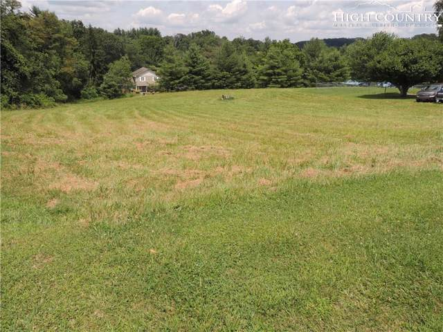 TBD Alleghany Manor Road, Sparta, NC 28675 (MLS #216116) :: RE/MAX Impact Realty