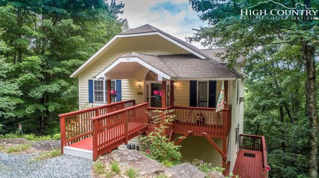 171 Rhododendron Drive, Beech Mountain, NC 28604 (MLS #216151) :: RE/MAX Impact Realty