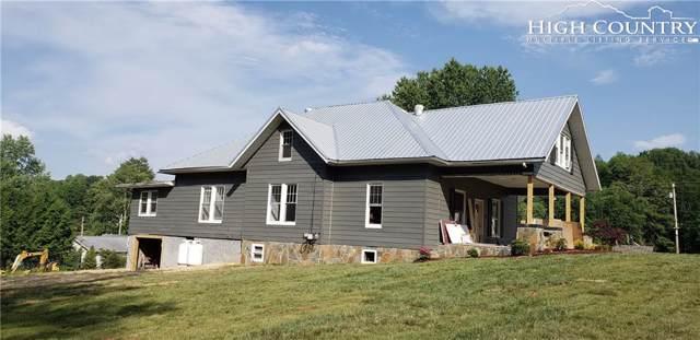546 Old Mill Road, Elk Park, NC 28622 (MLS #216154) :: RE/MAX Impact Realty