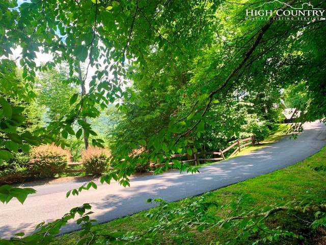 Lot 15A Letterfern Drive, Banner Elk, NC 28604 (MLS #216160) :: RE/MAX Impact Realty