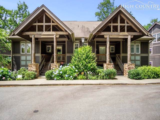 589 Peaceful Haven Drive N-3, Boone, NC 28607 (MLS #216218) :: RE/MAX Impact Realty