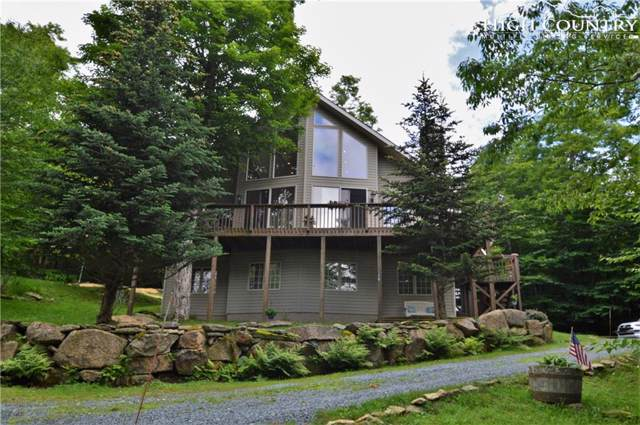129 Spruce Hollow Road, Beech Mountain, NC 28604 (MLS #216246) :: RE/MAX Impact Realty