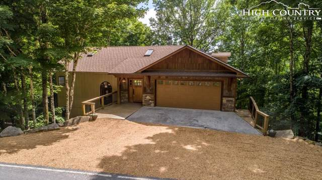 200 St. Andrews Road, Beech Mountain, NC 28604 (MLS #216429) :: RE/MAX Impact Realty
