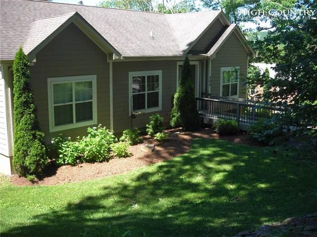 249 Blanwood Drive, Boone, NC 28607 (MLS #216461) :: RE/MAX Impact Realty
