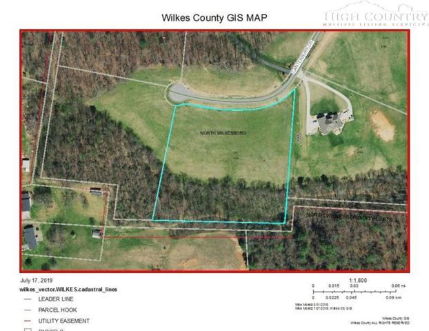 Lot 22 Canterbury Drive, North Wilkesboro, NC 28659 (MLS #216478) :: RE/MAX Impact Realty