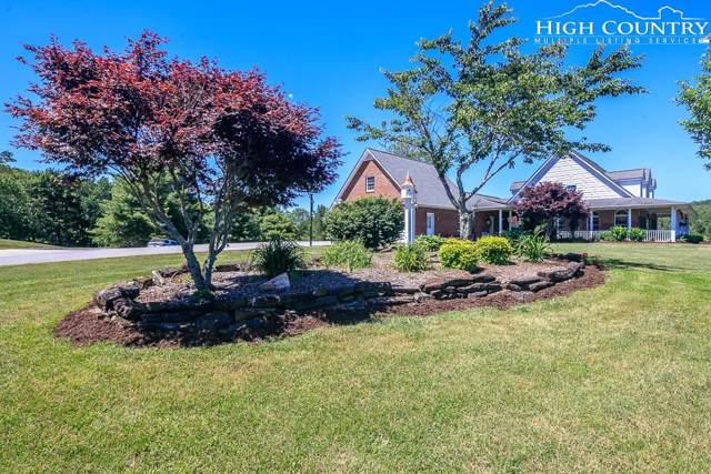 130 Parkway View Lane, West Jefferson, NC 28694 (MLS #216486) :: RE/MAX Impact Realty