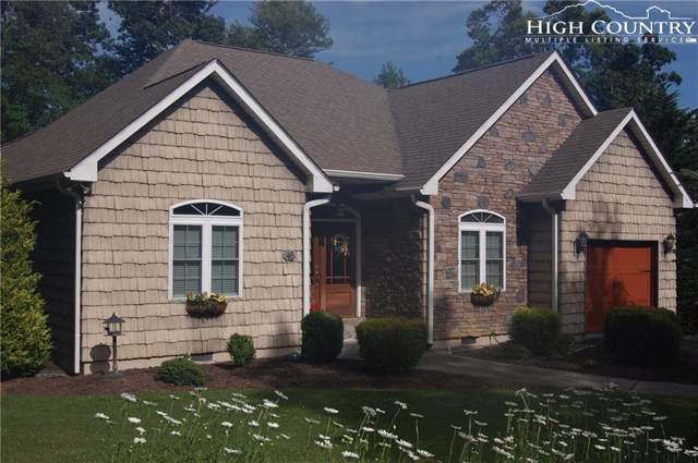 46 Beaus Ridge Lane, Roaring Gap, NC 28668 (MLS #216495) :: RE/MAX Impact Realty
