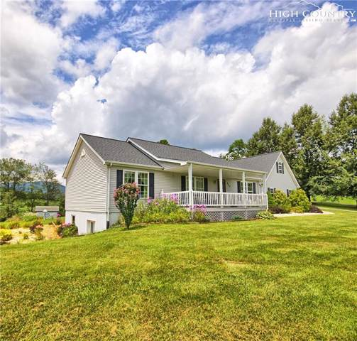 854 Mulatto Mountain Road, West Jefferson, NC 28694 (MLS #216539) :: RE/MAX Impact Realty